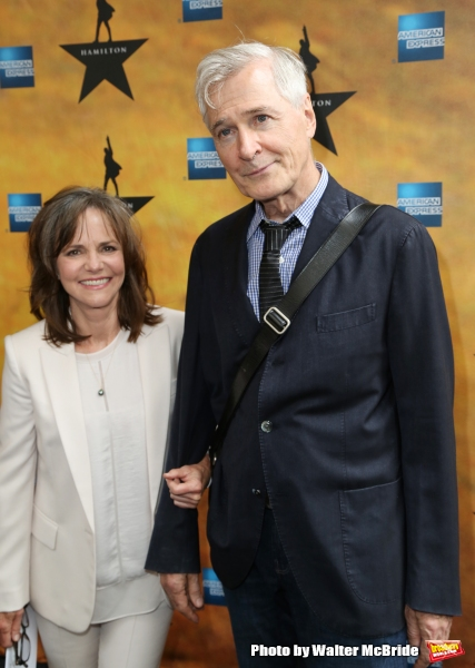 Sally Field and John Patrick Shanley