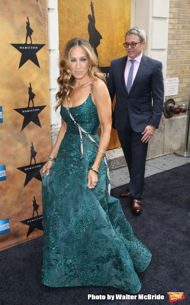 Photo Coverage: Go Inside HAMILTON's Opening Night Red Carpet Arrivals!