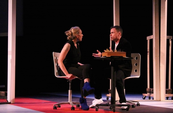 Photo Flash: First Look at Amanda Renee Baker, John Cormier, Conor McGiffin & More in WPPAC's CHESS