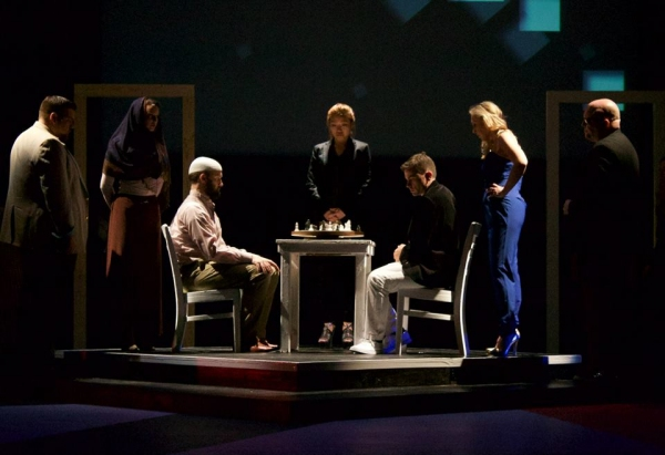 Andrew Hendrick, Ruby Day, Conor McGiffin, So Young Jeon, John Cormier-Burke, Amanda Renee Baker and Gilgamesh Taggett