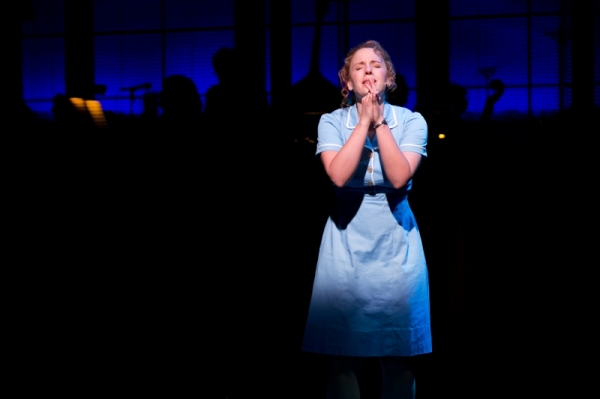 Photo Flash: First Look at Jessie Mueller, Keala Settle, and Jeanna de Waal in WAITRESS THE MUSICAL at A.R.T.