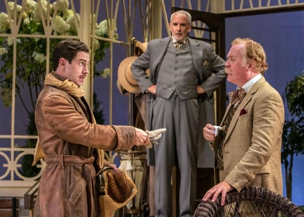 Photo Flash: First Look at The Shakespeare Theatre's MISALLIANCE