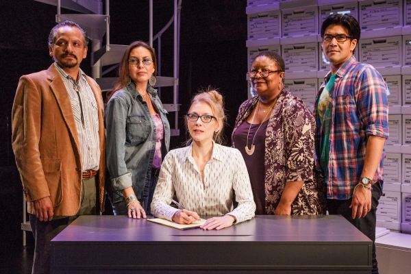 Photo Flash: First Look at Tina Benko & More in INFORMED CONSENT at Primary Stages