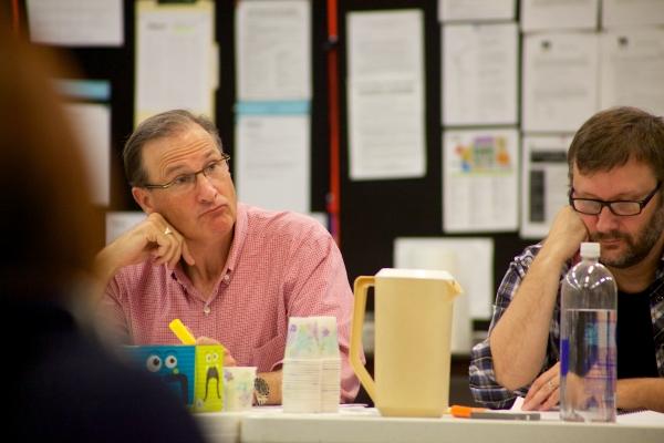 David de Vries and Scott Warren