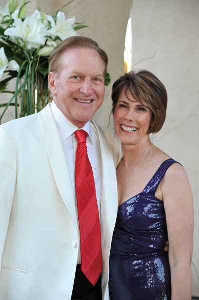 Robert Doede and Nina Doede