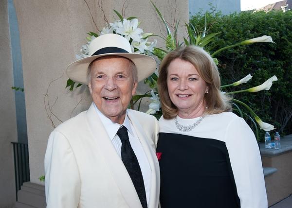 Conrad Prebys and Debra Turner