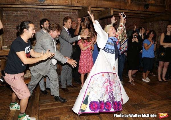 Exclusive Photo Coverage: In the Room Where it Happens! Go Inside the HAMILTON Gypsy Robe Ceremony