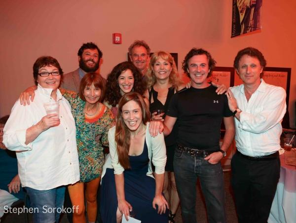 Tina Packer, Jane Anderson, Anne Troup, Jason Asprey, Matthew Penn, Nathaniel Kent, B Photo