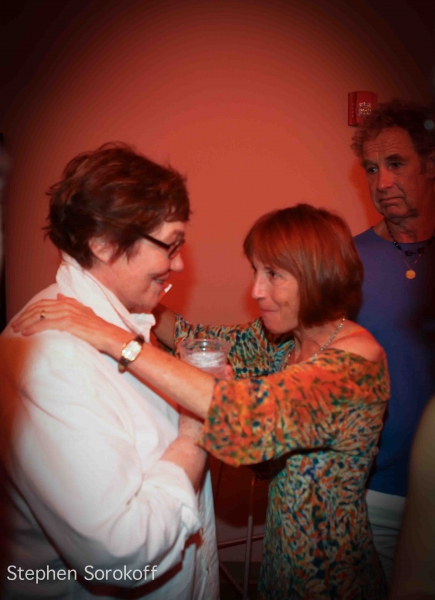 Tina Packer, Founding Artistic Director & Jane Anderson, playwright Photo