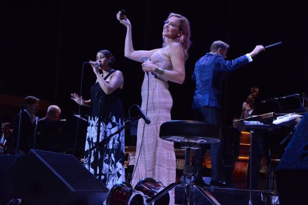 China Forbes, Storm Large and Steven Reineke