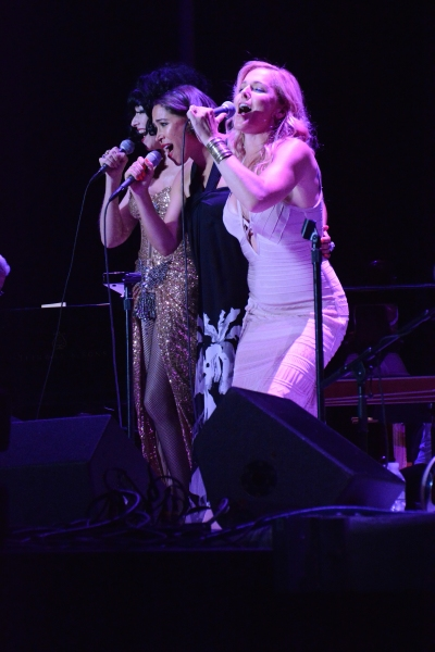 Meow Meow, China Forbes and Storm Large Photo