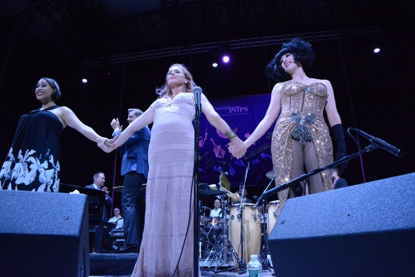 China Forbes, Storm Large and Meow Meow