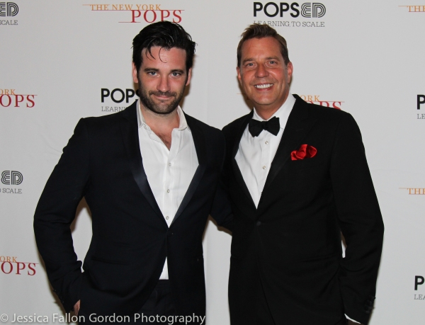 Colin Donnell and Steven Reineke