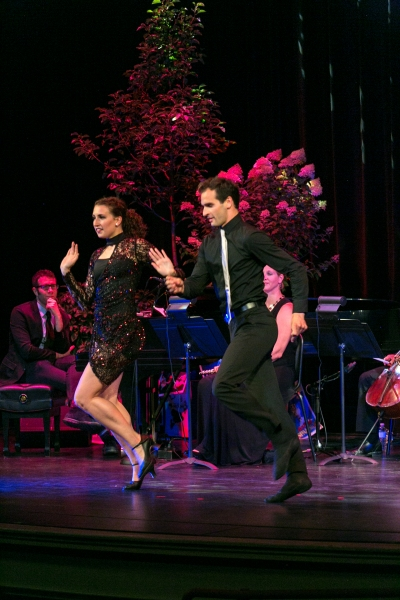 Photos: More Pics- Shakespeare & Co. Hosts Broadway in the Berkshires