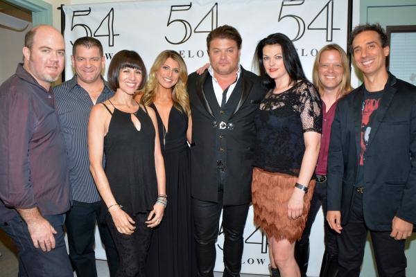Mat Fieldes, Jeremy Roberts, Claudia Chopek, Janine Divita, Rob Evan, Kate Shindle, A Photo