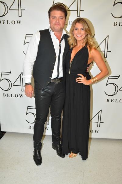 Rob Evan and Janine DiVita