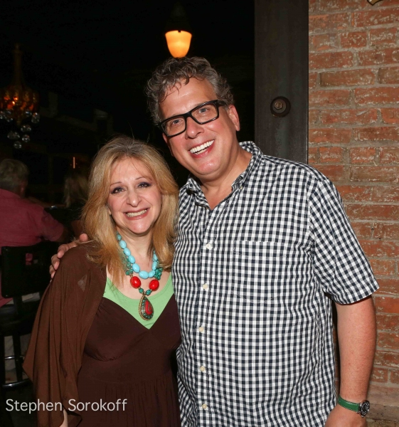 Photo Coverage: Linda Lavin with Billy Stritch Bring STARTING OVER to Helsinki on Broadway