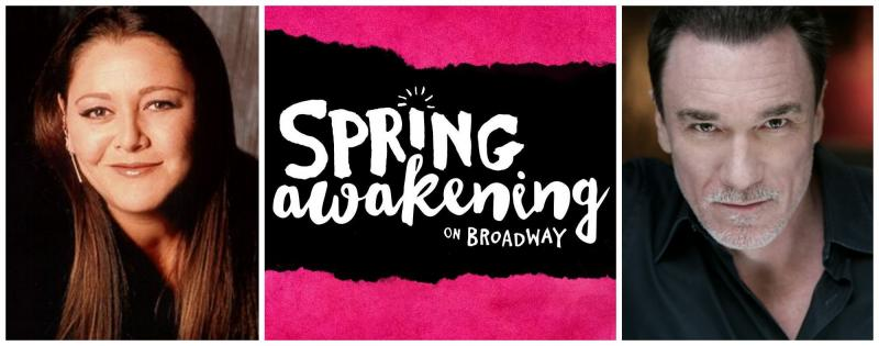 Breaking News: Camryn Manheim & Patrick Page Board Broadway Revival of SPRING AWAKENING