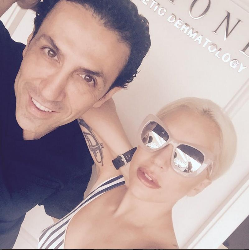 Checking In! Photo Tease & Lady Gaga Changes Instagram Account To AMERICAN HORROR STORY: HOTEL Character