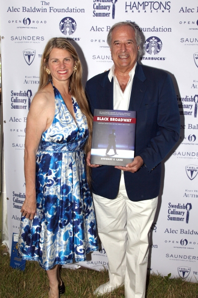 Photo Flash: Dr. Ruth, Ed Burns, Stewart F. Lane and More at East Hampton Library's 2015 Authors Night Benefit