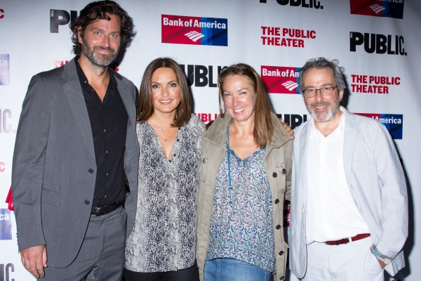 Peter Hermann, Mariska Hargitay, Elizabeth Marvel, Warren Leight