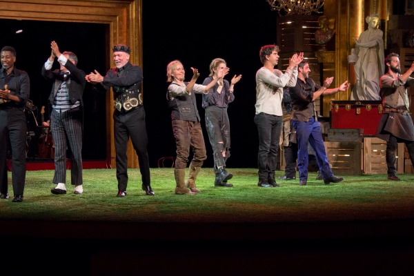 Teagle F. Bougere, Steven Skybell, Patrick Page, Kate Burton, Lily Rabe, Hamish Linklater, Raul Esparza, Jacob-Ming Trent, David Furr