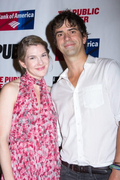 Lily Rabe, Hamish Linklater
