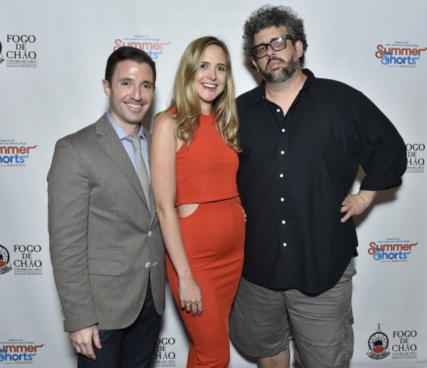 J.J. Kandel, Clea Alsip and Neil LaBute