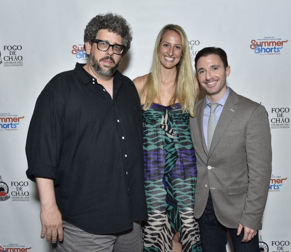 Neil LaBute, Krysta Hibbard and J.J. Kandel