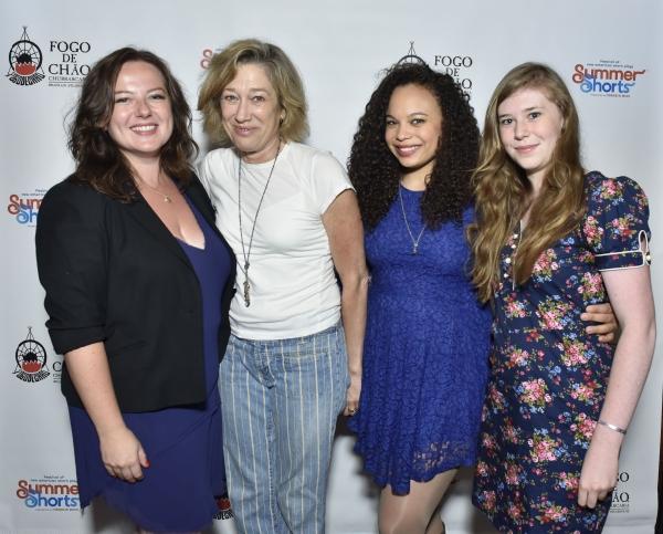 Zuzanna Szadkowski, Meg Gibson, Michelle Beck, and Isabel Thornton