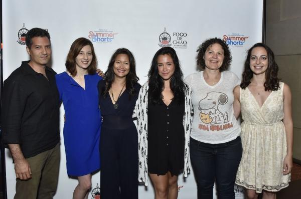 Photo Flash: Clea Alsip, J.J. Kandel, Neil LaBute and More Celebrate SUMMER SHORTS 2015 Opening
