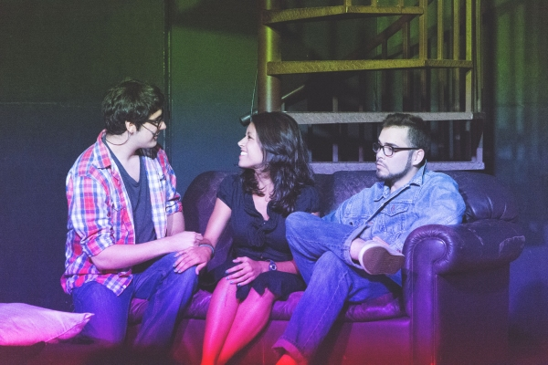 Photo Flash: First Look at New Rock Musical ABSOLUTE at Toquet Hall
