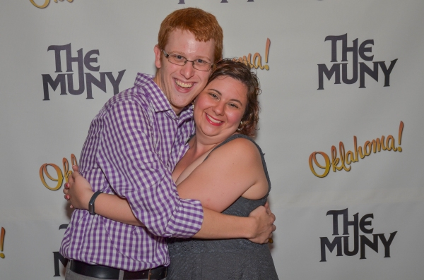 Photo Flash: First Look at the Opening Night Cast Party for The Muny's OKLAHOMA! (Part 2)