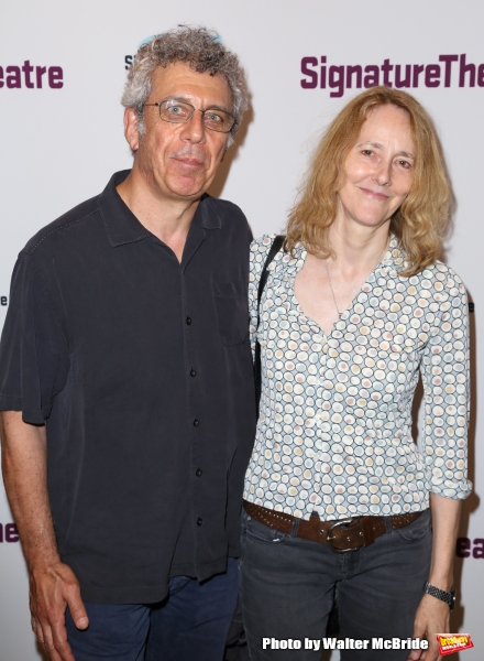 Eric Bogosian and Jo Anne Bonney
