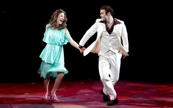 Tessa Grady and Sam Wolf