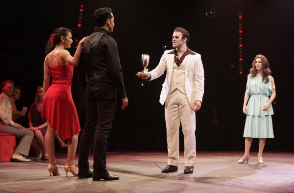 Photos: First Look at Sam Wolf, Tessa Gradyand More in NSMT's SATURDAY NIGHT FEVER