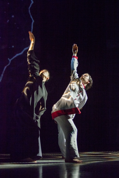 Photo Flash: First Look at Dance-Theatre Spectacular PEARL at Lincoln Center