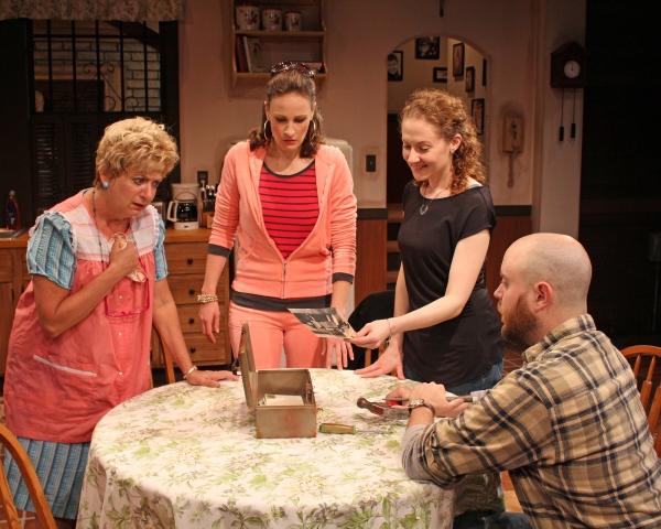 Birdie Newman Katz, Leah Gabriel, Melissa Macleod Herion and Jason Shipman Photo