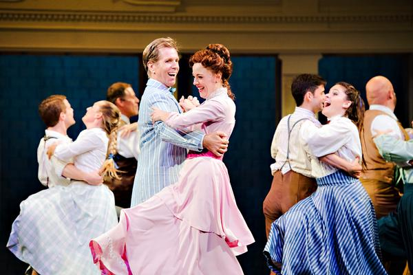 Photo Flash: THE MUSIC MAN Closes Drayton Festival Theatre's 25th Anniversary Season