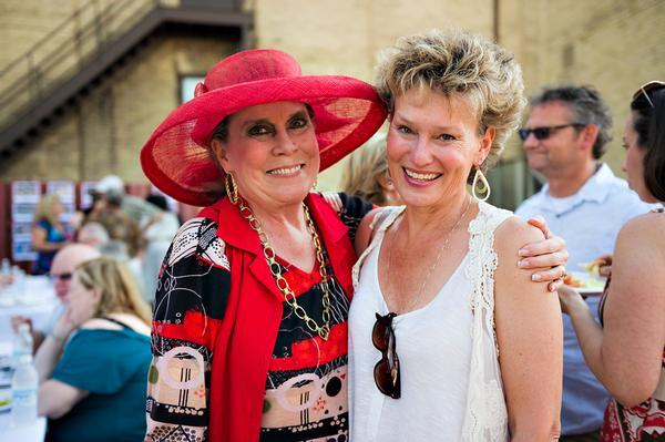 Karen K. Edissi and Susan Gilmour Photo