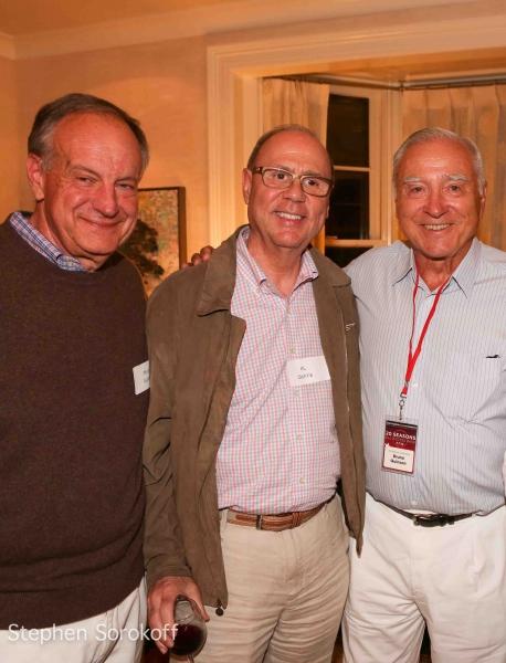 David Glodt, Al Jaffe, Bruno Quinson