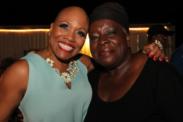 Dee Dee Bridgewater and Ebony Jo-Ann