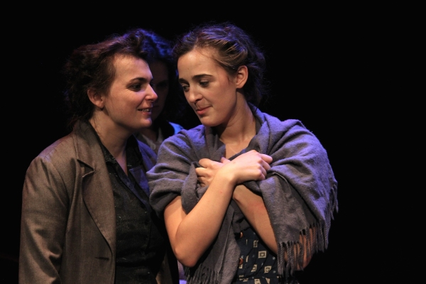 Photo Flash: First Look at THE REPORT as Part of FringeNYC
