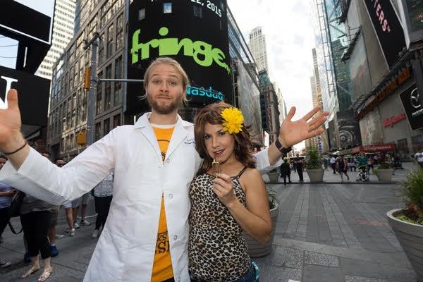 John Olson and Dina Laura Photo