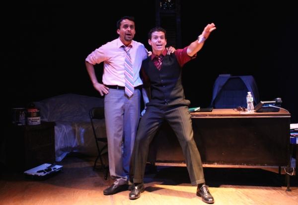 Eric-Dominique Perez and Javier E. Gomez