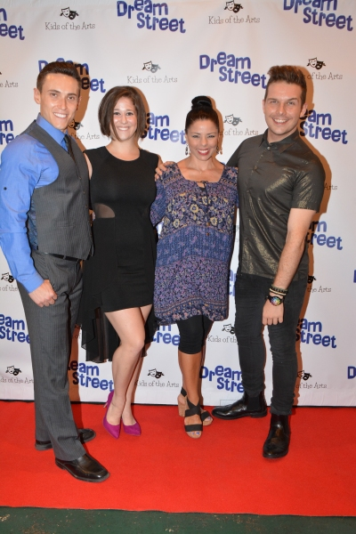 Alec Varcas, Stephanie Bissonnette, Janine Molinari and Boe Wank