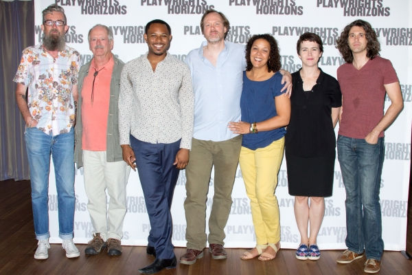 Les Waters, Philip Kerr, Larry Powell, Andrew Garman, Linda Powell, Emily Donahoe, Lucas Hnath
