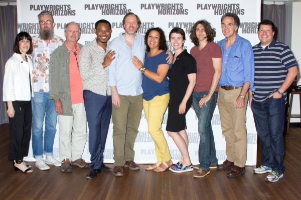 Leslie Marcus, Les Walters, Philip Kerr, Larry Powell, Andrew Garman, Linda Powell, Emily Donahoe, Lucas Hnath, Tim Sanford