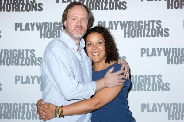 Andrew Garman, Linda Powell Photo