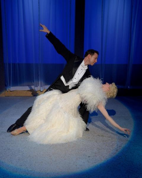 Jeremy Benton and Darien Crago